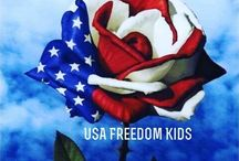 USA Freedom Kids IN THE PRESS.  Come celebrate Freedom with us! / The latest up-to-date news on the USA Freedom Kids.