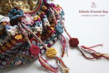 bags crochet and knit