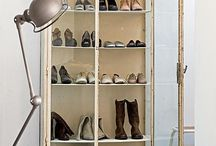 Inspiration for your walk-in closet