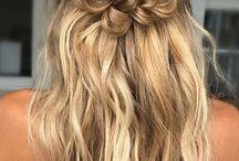Hair ideas♀️