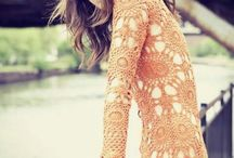 Crochet dress idea's