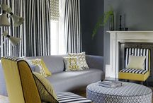 Clarke & Clarke / Clarke & Clarke are known for their vibrant, fashion-led fabrics and wallcoverings, ensuring that their collections are always on trend in both design and colour. Available now from Rodgers of York.