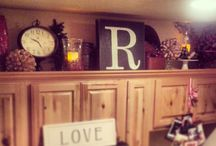 Kitchen decor / by Marie Brand