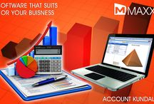 Accounts Kundali / Account Kundali is used to view the details of all the transactions of the particular account in a single screen in order to take quick decision about that account... http://maxxerp.blogspot.in/2013/10/maxx-software-that-suits-for-your.html
