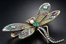 Dragonfly Jewels