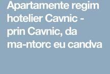 Apartamente regim hotelier Cavnic