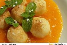 sladká jídla