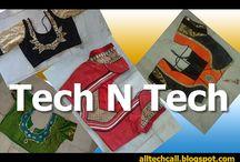 New trend saree blouse designs / latest fashionable blouse designs