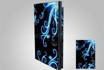 Skin sticker PS2