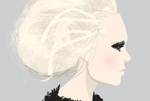 Fashion Illustrations / by Triszh Hermogenes
