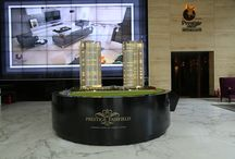 Physical Scale Model for Prestige Fairfield. / Physical Scale Model for Prestige Fairfield.