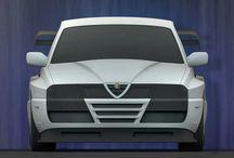 Alfa Romeo 33 Redesigned