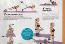 TRACY ANDERSON EXERCICES