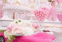 Barbie themed party