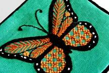 embroidery - bordado / by Elaine Ishii