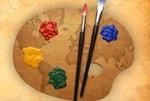Homeschool ~Geography / by Rachel Dow