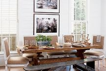 Dining room / by Laura Luft