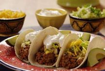 Mexican Food / by Betsy Carroll Mauck