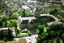 Curych / Curych ve Švýcarsku