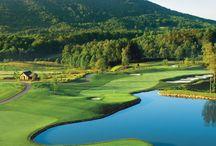 golf resorts & styles