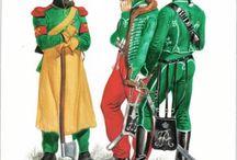 NASSAU AND OLDENBURG ARMY