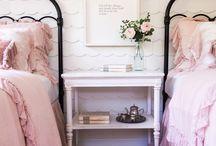 {DECORATING} Girls Room