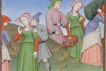 Auteurs antiques au Moyen Âge