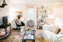 Home: Tiny Spaces / by A Designer At Home