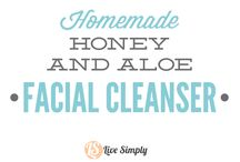 Cleanser diy TO YOUR SENSITIVE SKIN!
