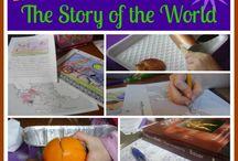 Homeschool History SOTW