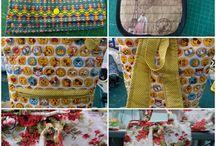 Katiakosturakriativa / artesanato em tecido, laços e tiaras