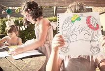 disegnando / Disegnare, immaginare e creare liberando la fantasia
