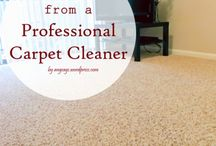 Cleaning Tips / by Dorita
