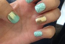 Nails / by Cassidy McGrath