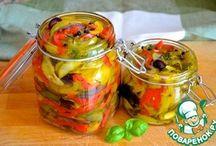 Готовим овощи / Рецепты блюд из овощей
