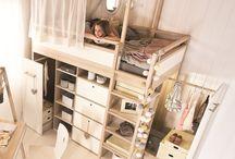 Pskov Loft Bed