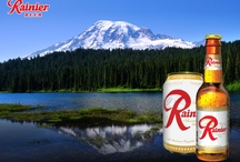 Rainier Beer / Everything is better with a cold Rainier! / by Foolchild