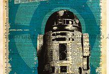 R2-D2/BB8