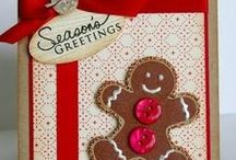 Holiday Card 2016 / Theme -- GINGERBREAD projectsbyjen.com