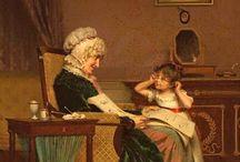Grandmothers in Art