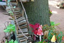 Children's Garden / Whimsical and fun spaces for children to play and imagine  / by Meg Torres