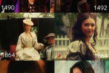 Beautiful characters