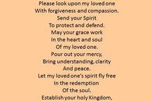 Love & Gratitude Prayers