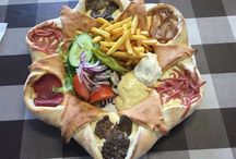 Vulkan pizza