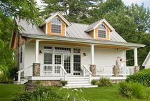 Small home ideas / by Becky Howard