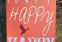 Happy Happy Happy / by Ginger G