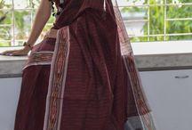 Cotton Pochampally Saree