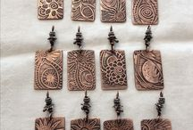 copper jewellery / ideas I find interesting and beautiful, Inspiring!