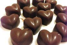 ev yapımi çikolata