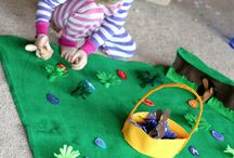 Spring & Easter Ideas, activities